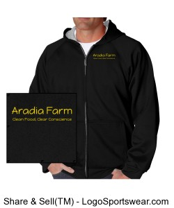Adult Rugged Wear Thermal-Lined Full-Zip Jacket Design Zoom
